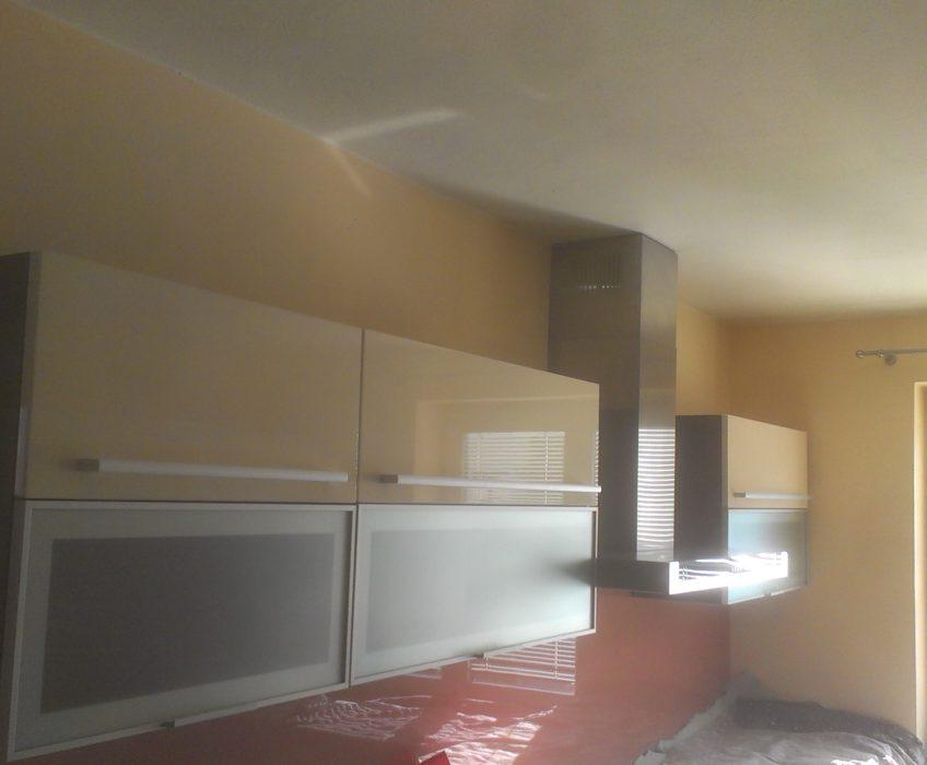 Instalace digestoře a zapojení odtahu