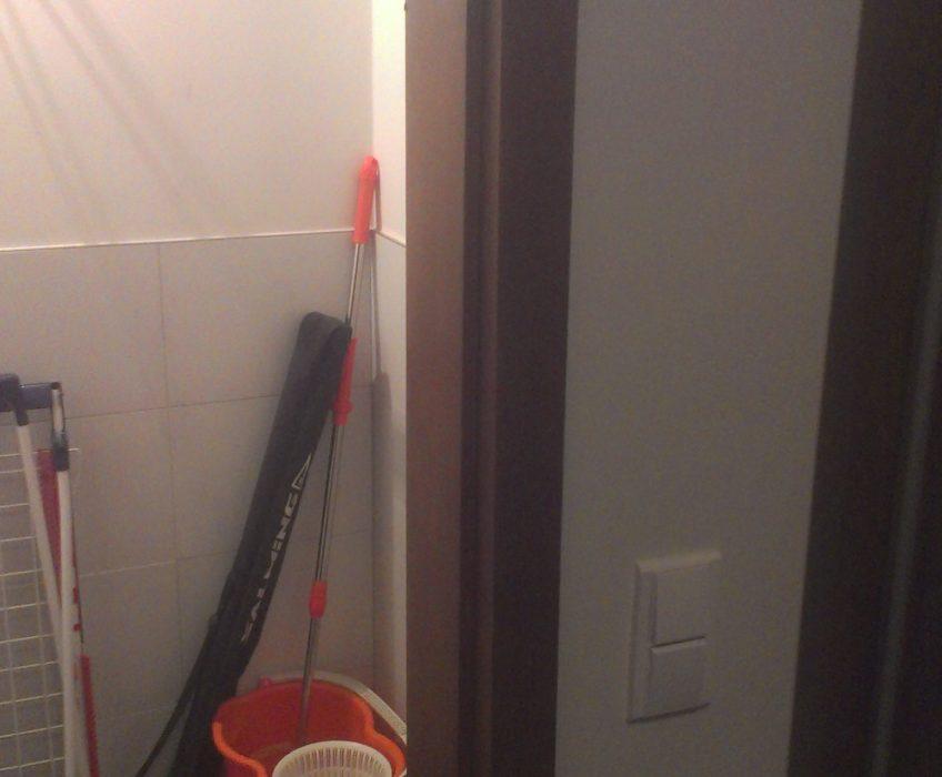 Montáž dveří včetně zárubní