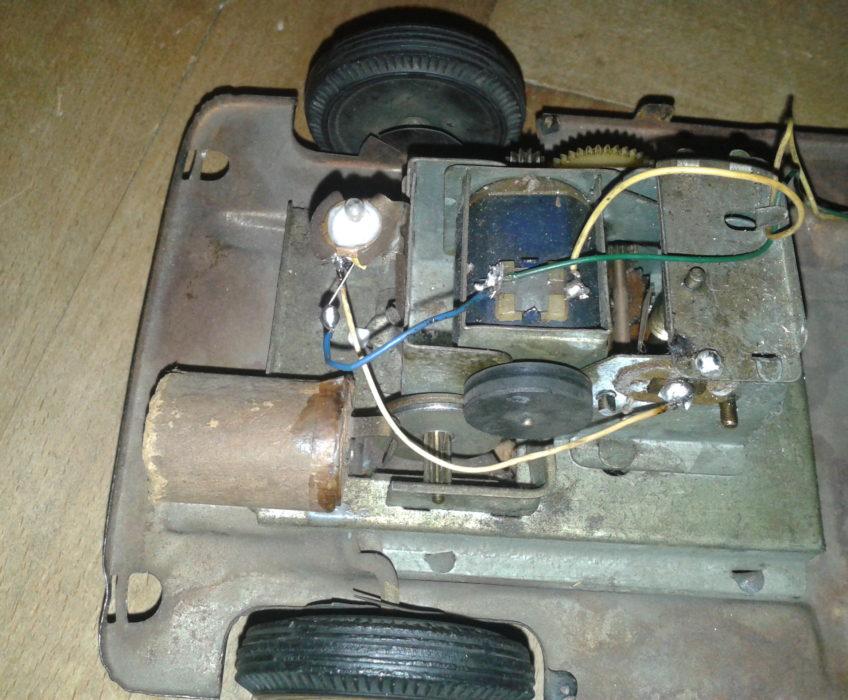 Opravy  modelů aut