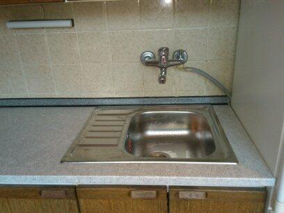 Montáž pracovní desky kuchyň