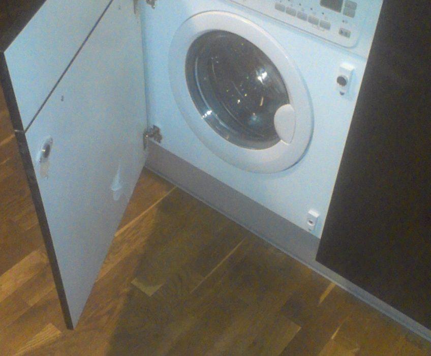 Instalace pračky