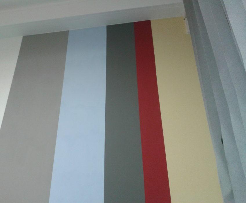 Malířské práce ve Fincentru