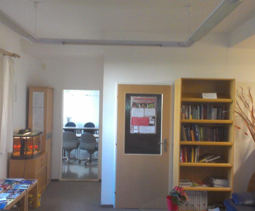 Malování, drobné opravy kancelářských prostorech