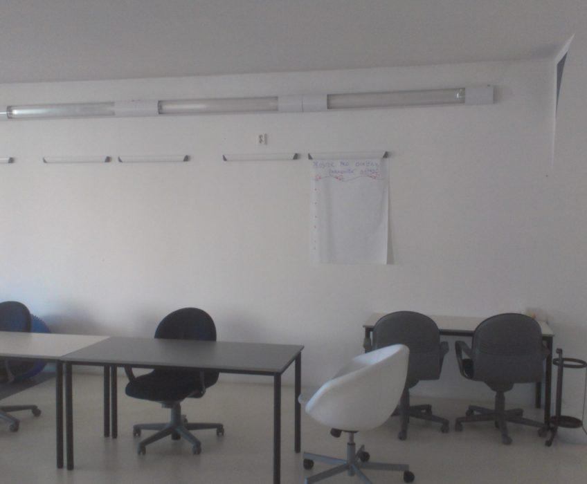 Malování, drobné opravy kancelářských prostor