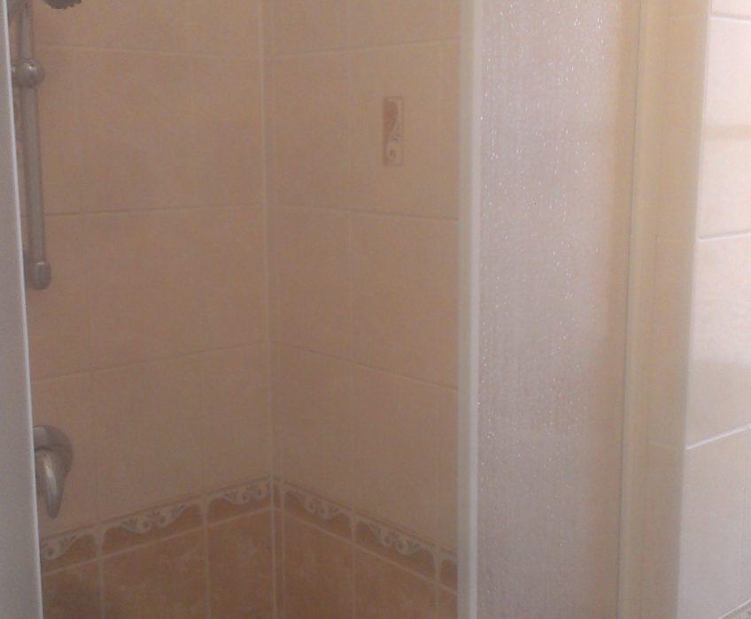 Oprava dveří sprchového koutu