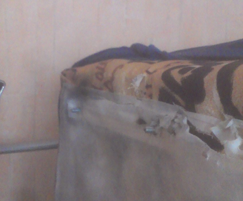 Oprava mechanismu postele