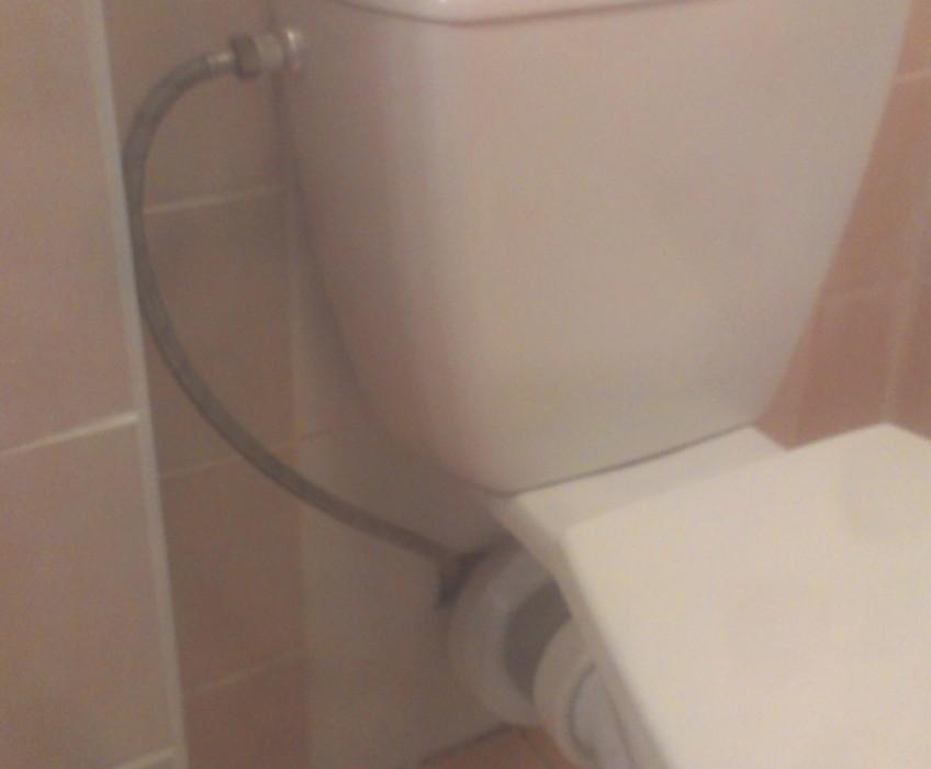 Oprava odpadu WC