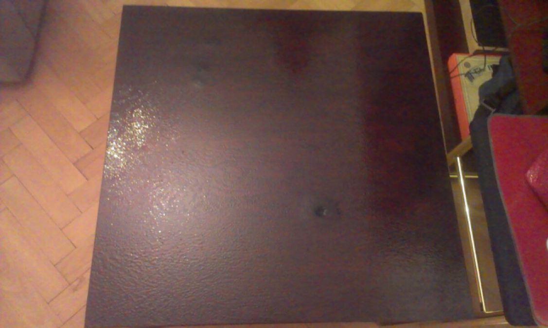 Oprava povrchu stolu