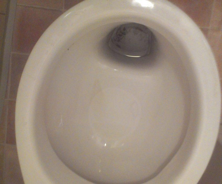 Oprava ucpaného WC