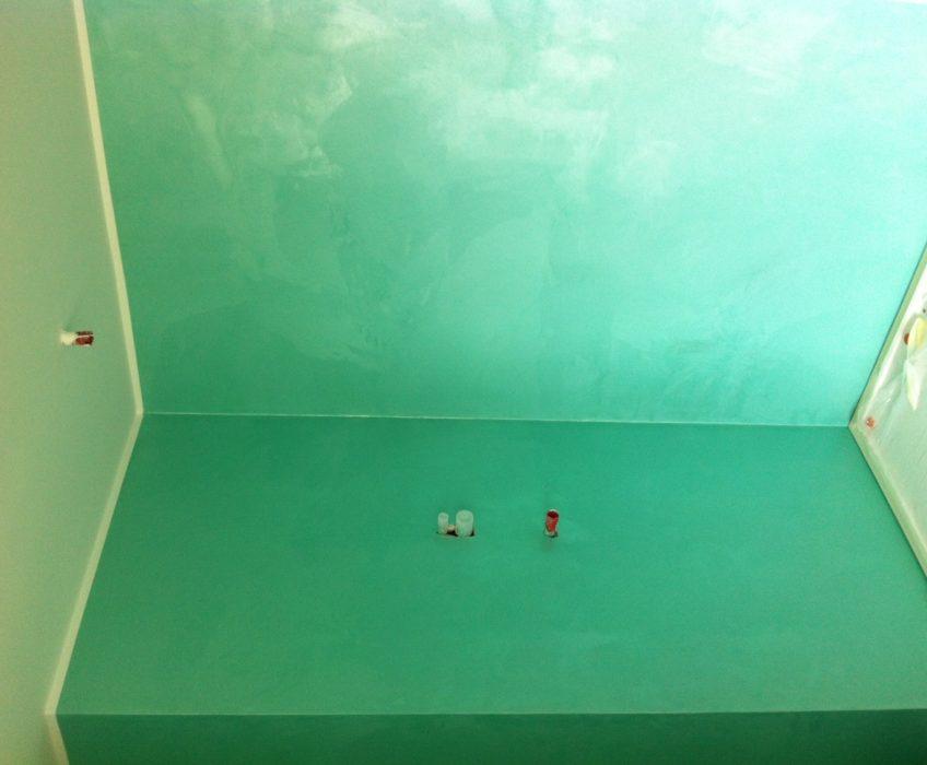 Přprava na sprchový kout-instalatéři Praha Ferda
