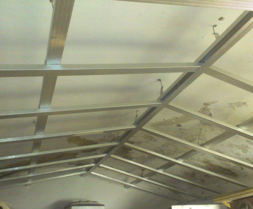 Sádrokartonový strop