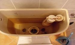 Oprava toalety