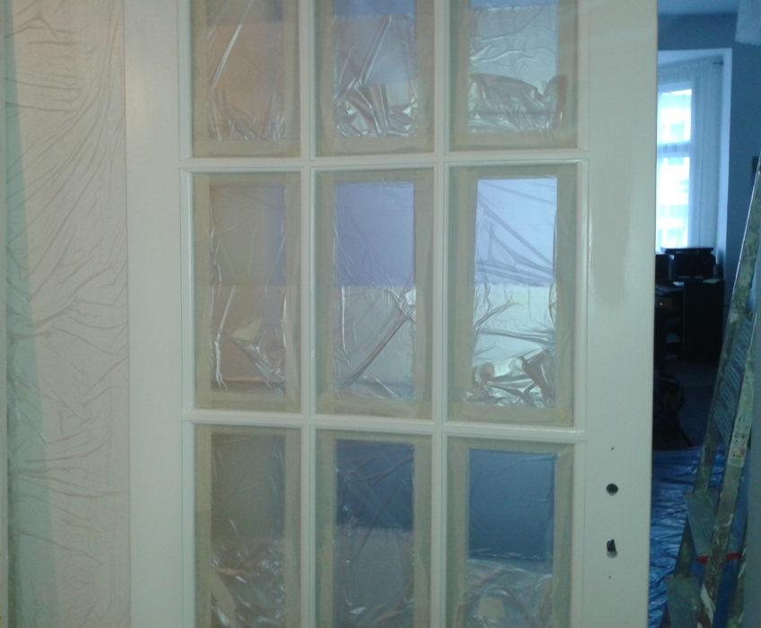 Renovace dveří a výroba lišt