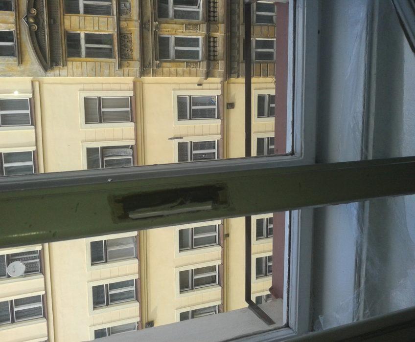 Montáž kliky na okna
