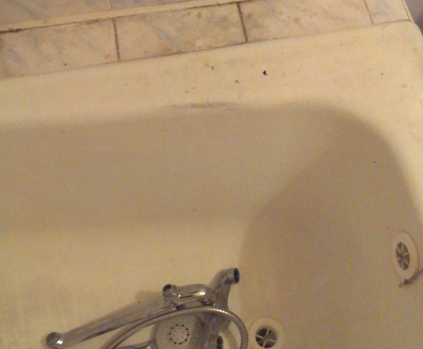 Výměna vodovodní baterie, výměna sprchové hadice, výměna sprchové hlavice