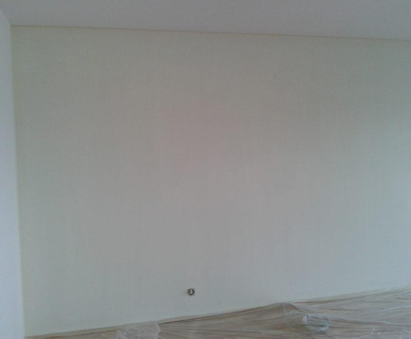 Malování stěny