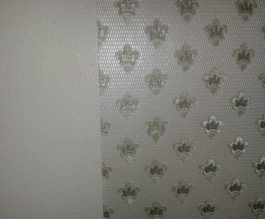 Detail vzoru vliesové tapety