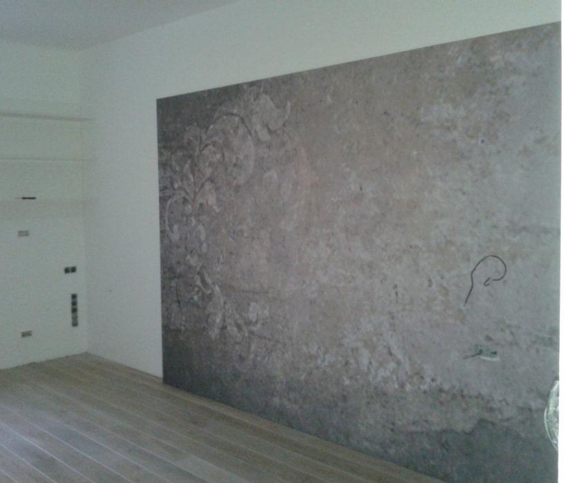 Fototapeta lepená na stěnu
