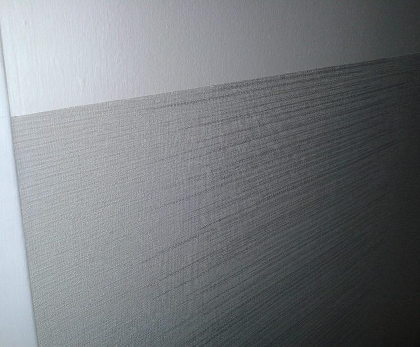 Tapetování stěny