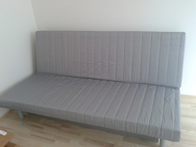 Montáž pohovky Ikea
