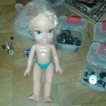 Oprava panenky