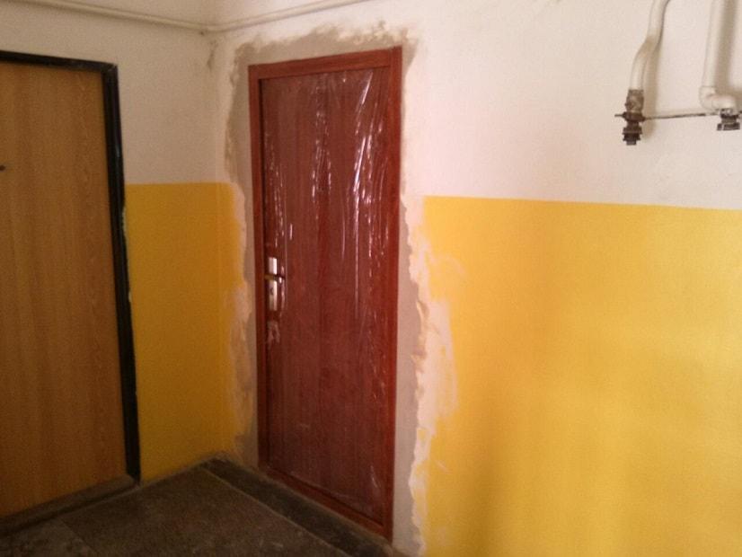 Výměna dveří a zárubní
