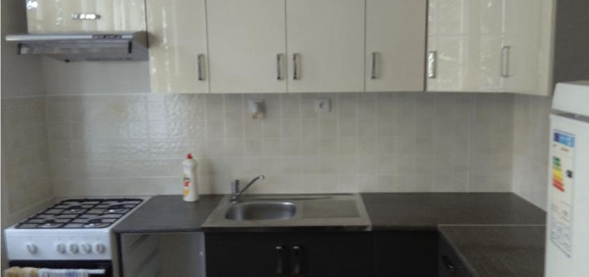 Montáž kuchyně
