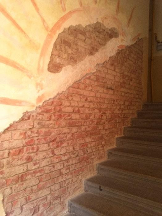 Omitnuti zdi a vymalovani