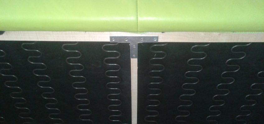 Oprava sedačky