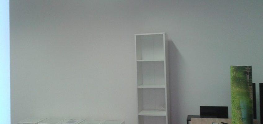 Tapetování kanceláře