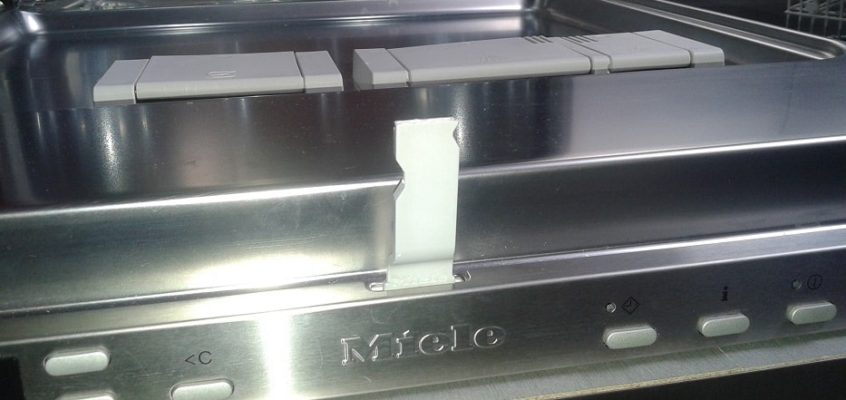 Oprava automatického otevírání myčka Miele
