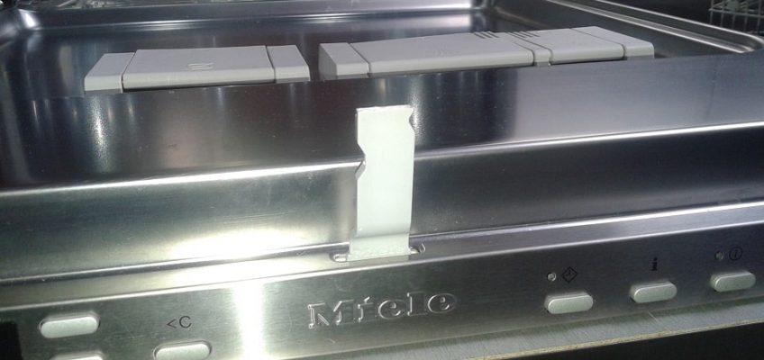 Zámek automatického otevírání myčka Miele