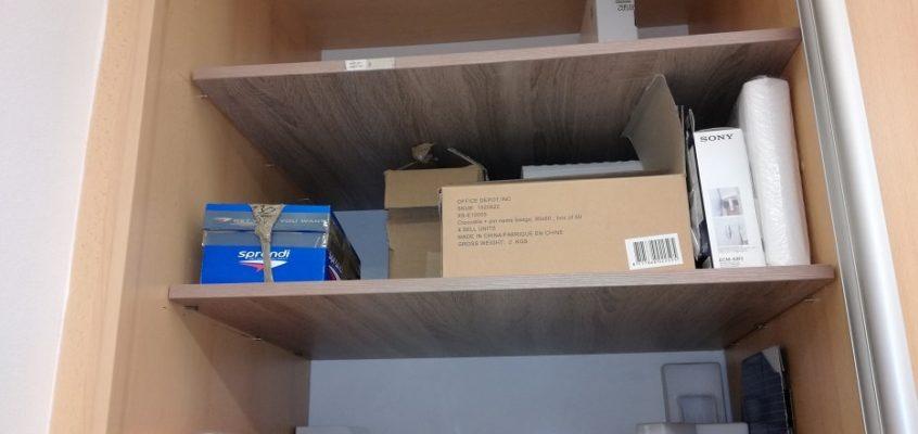 Oprava pojezdu skříně
