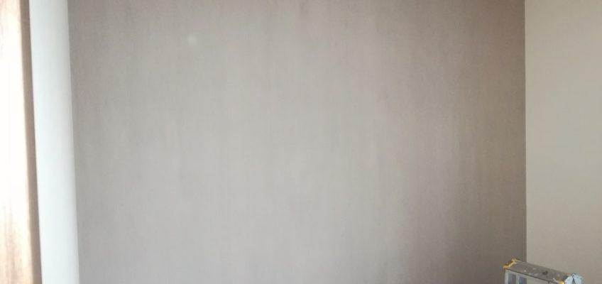 Tapetování vliesovou tapetou