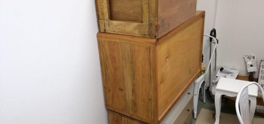 Montáž nábytku v prodejně