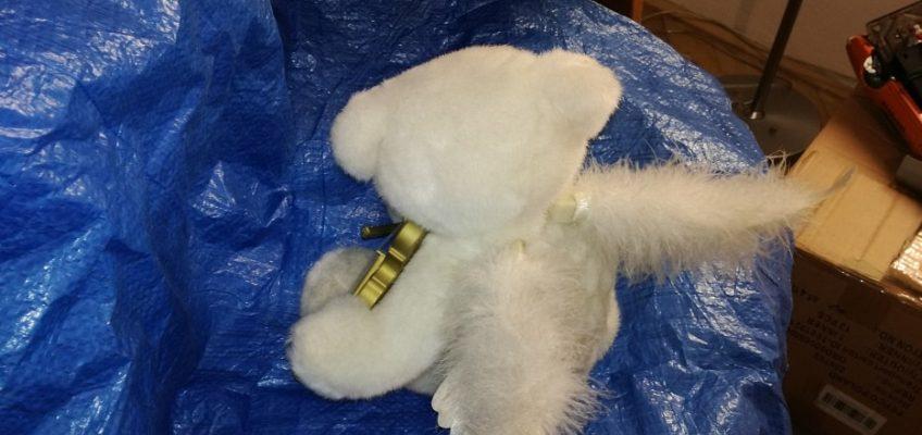 Oprava medvídka