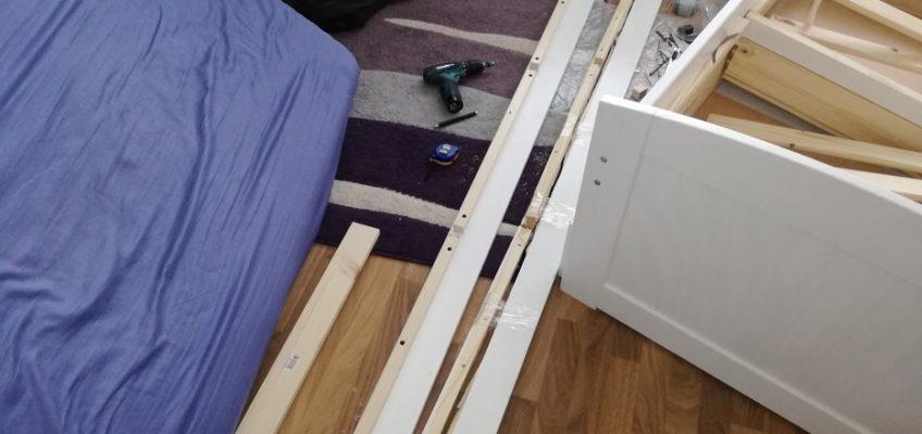 Oprava postele