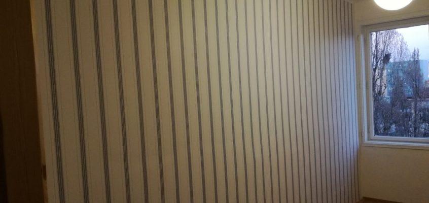 Tapetování vliesové tapety
