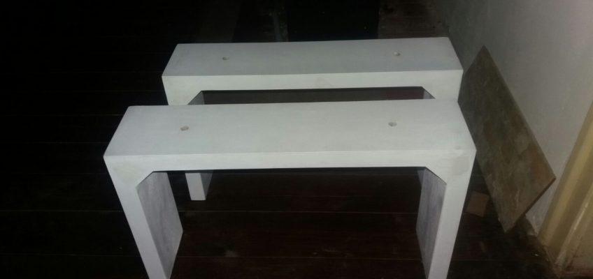 Renovace stolku