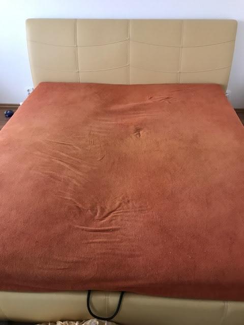 Oprava nosníku postele