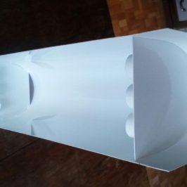 Výroba stínidla lampy