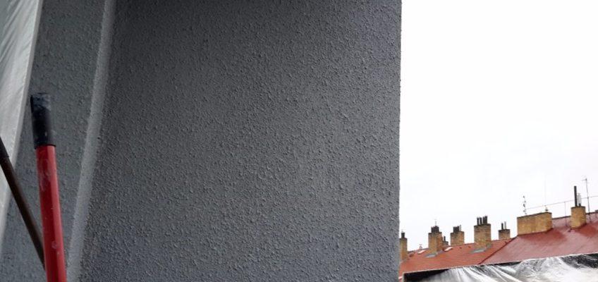 Malování, nátěr balkonu