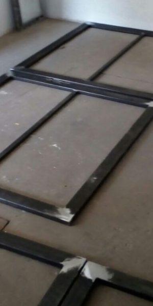 Výroba brány a branky s montáží