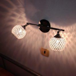 Montáž světla nad postel