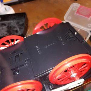 Oprava mechanických hraček