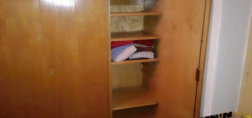 Oprava staré skříně