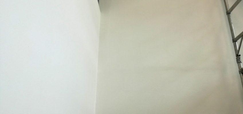 Tapetování v Kika Galerie Butovice