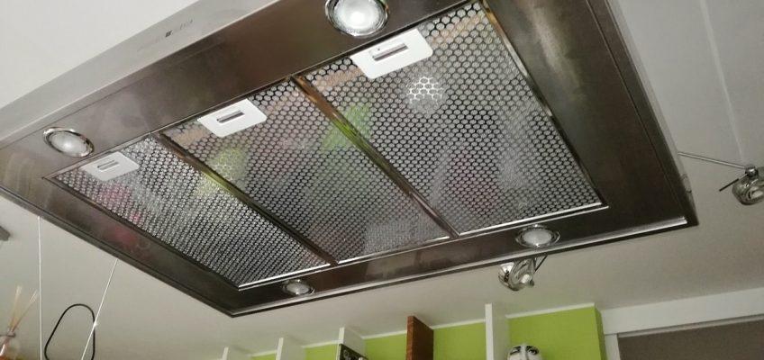 Oprava filtru digestoře