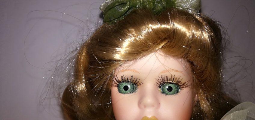 Oprava oka panenky