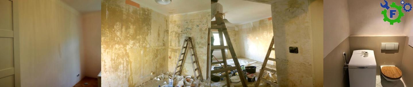 Malování bytů Praha